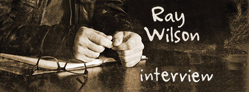 Ray Wilson interview Leipzig 2016