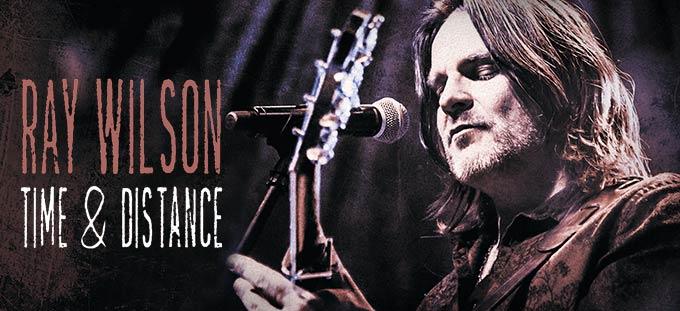 Ray Wilson Time & Distance Rezension
