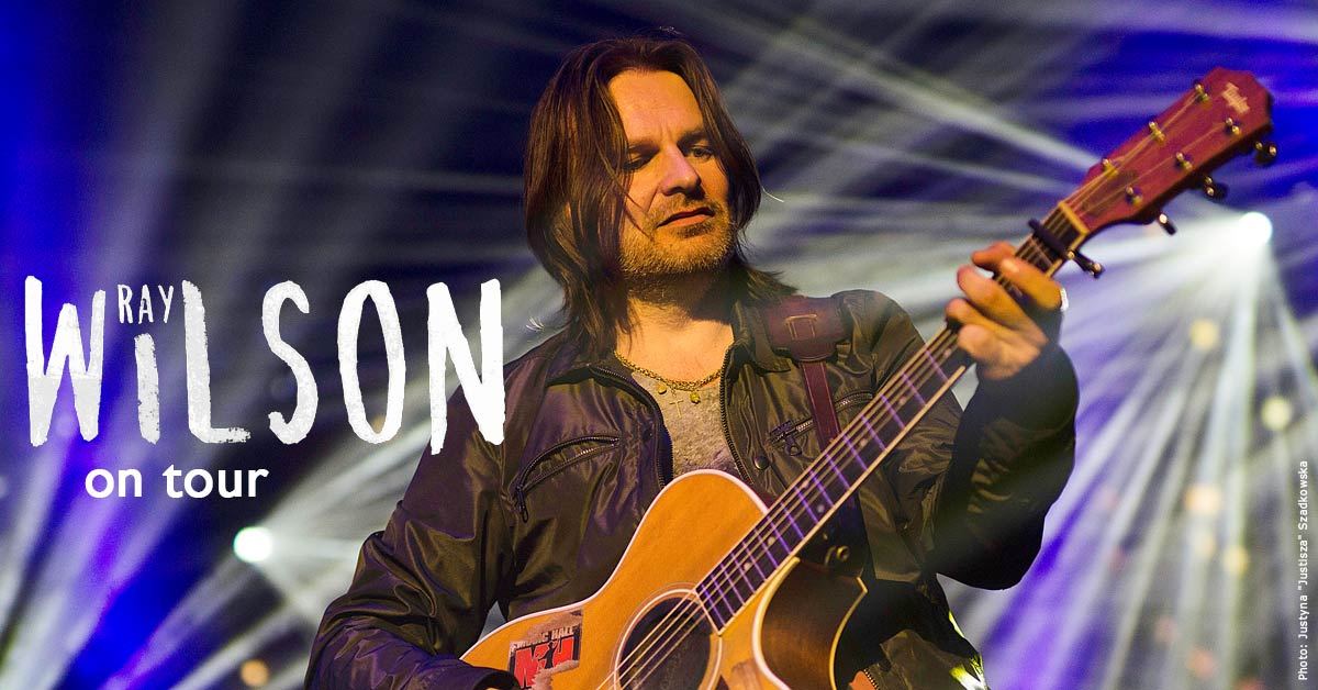 Ray Wilson live 2019 and 2020