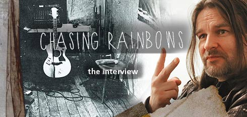 Ray Wilson Interview 2013 Chasing Rainbows