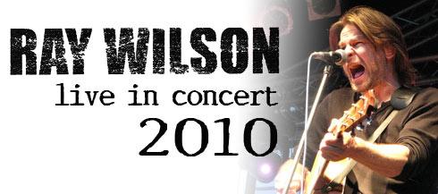 ray Wilson live 2010